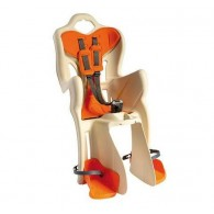 Scaun de copil BELLELLI B-one Clamp spate bej/portocaliu