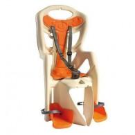 Scaun de copil BELLELLI Peppe B-FIX spate bej/portocaliu