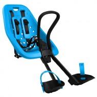 Scaun de copil THULE Yepp Mini - faţă - albastru