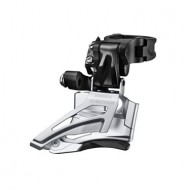 Schimbător foi SHIMANO Deore FD-M618 2x10V / Tragere pe sus / High Clamp