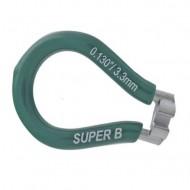 Cheie spițe 3.3 mm SUPER-B TB-5550