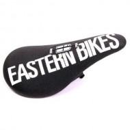 Șa EASTERN Slider Pivotal Letter BMX negru