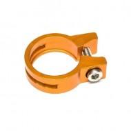 Colier tijă șa SXT 31.8 mm auriu