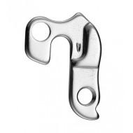 Ureche schimbător spate - 660020 argintiu
